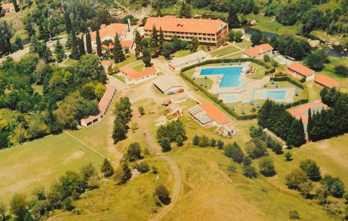 HOTEL PRESIDENTE PERON HUERTA GRANDE